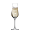 Graviertes Prosecco Taste Glas individuell