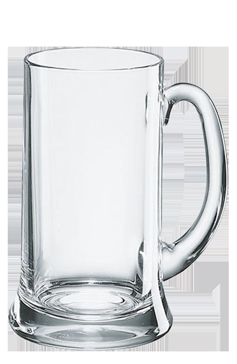 MeinGlas Namen Ihrer Wahl Motiv 05 Goa/ßma/ß Bierkrug 1 Liter mit Gravur von Logo individuell-gestalteter Goa/ßma/ßkrug